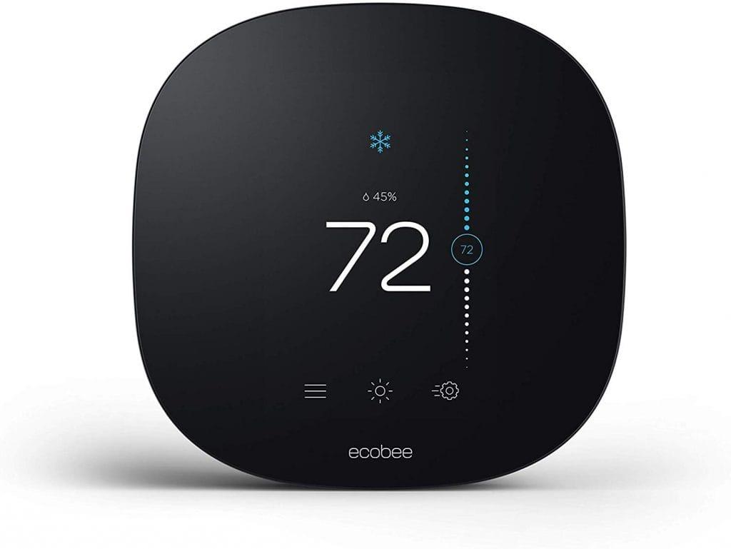 ecobee thermostat.